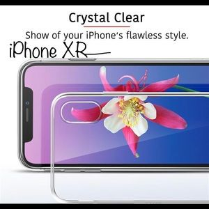 Accessories - iPhone XR Case And tempered Glass screen Protector
